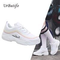 Urbutifo Women Sneakers 2019 Street Fashion Women's Vulcanized Shoes Platform Flat Couple Shoes Footwear Chaussures Femme