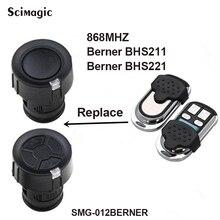4 قناة هورمان HSM 4 بيرنر 868 mhz باب مرآب بميزة التحكم عن بعد جهاز الإرسال عن بعد