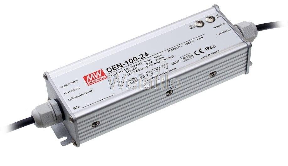 цена на [Cheneng]MEAN WELL original CEN-100-20 20V 4.8A meanwell CEN-100 20V 96W Single Output LED Power Supply