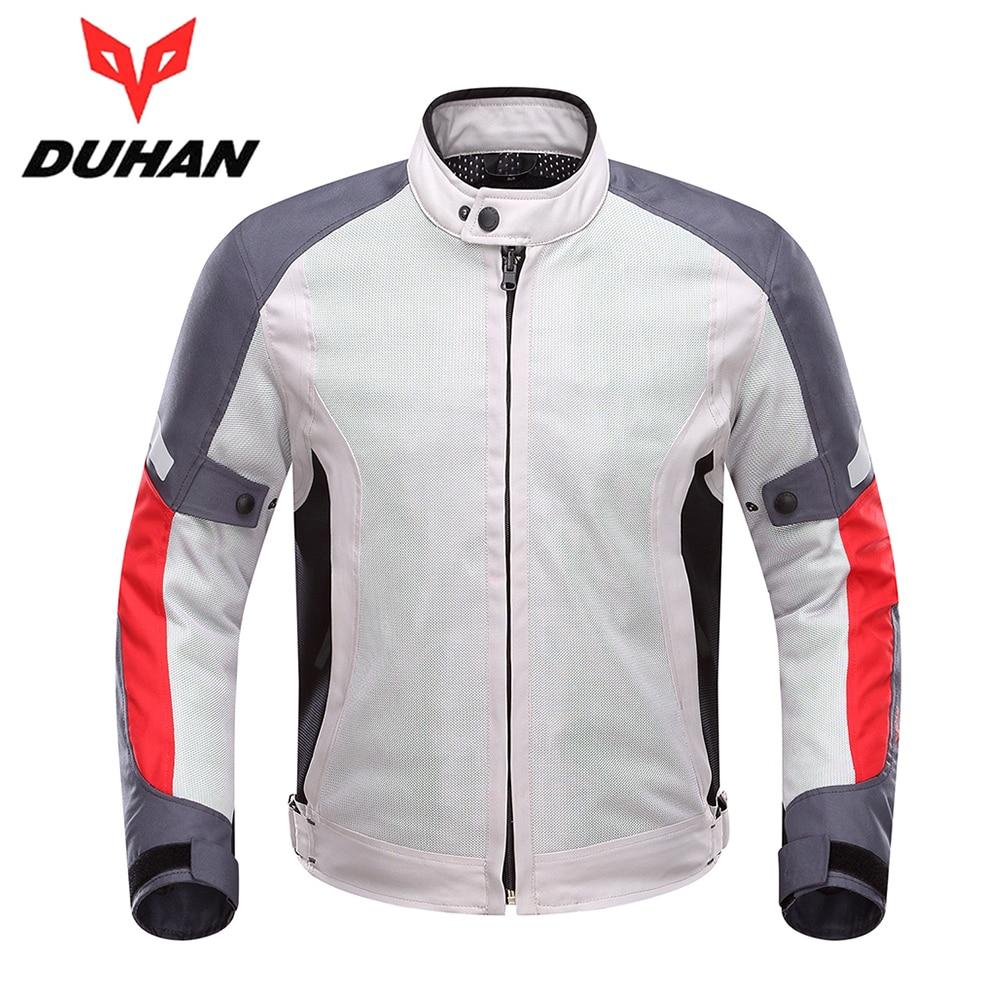Aliexpress.com : Buy DUHAN Motorcycle Jacket Summer Breathable Mesh  Motorbike Racing Clothing Motorcycle Touring Cruiser Chopper Riding Moto  Jacket from ...