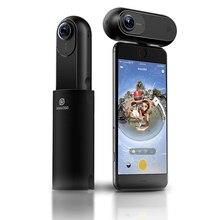 Предпродажа Новинка 2017 года поступление Insta360 один 4 К панорамный Камера компактный мини VR Камера 360 жить потокового 360 фотографий и видео