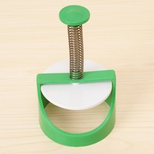 Patty-Maker Hamburger-Press Homemade Plastic Good-Quality DIY