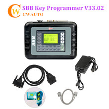 SBB Auto Key Programmer V46.02 Multi-language Update Version of SBB V33.02 Car Key Maker