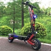Складной электрический скутер flj новейшего дизайна для взрослых