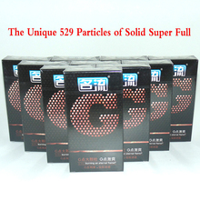 30 Pieces Top Quality G spot Condom Delay Ejaculation Male Big Particle G-point Penis Sleeve Sex Toys Adult Products for Man