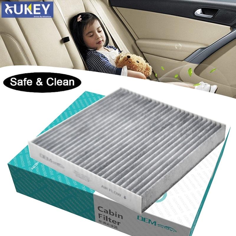 Car Activated Carbon Cabin Air Filter For Honda Accord Civic Crosstour CR-V CRV Pilot 80292-SDA-A01 80290-SDA-A01 80290-SDC-A01