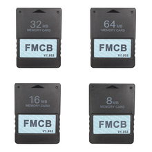 FMCB Free McBoot Card v1.953 for Sony PS2 Playstation2 8MB/16MB/32MB/64MB Memory Card OPL MC Boot цена и фото
