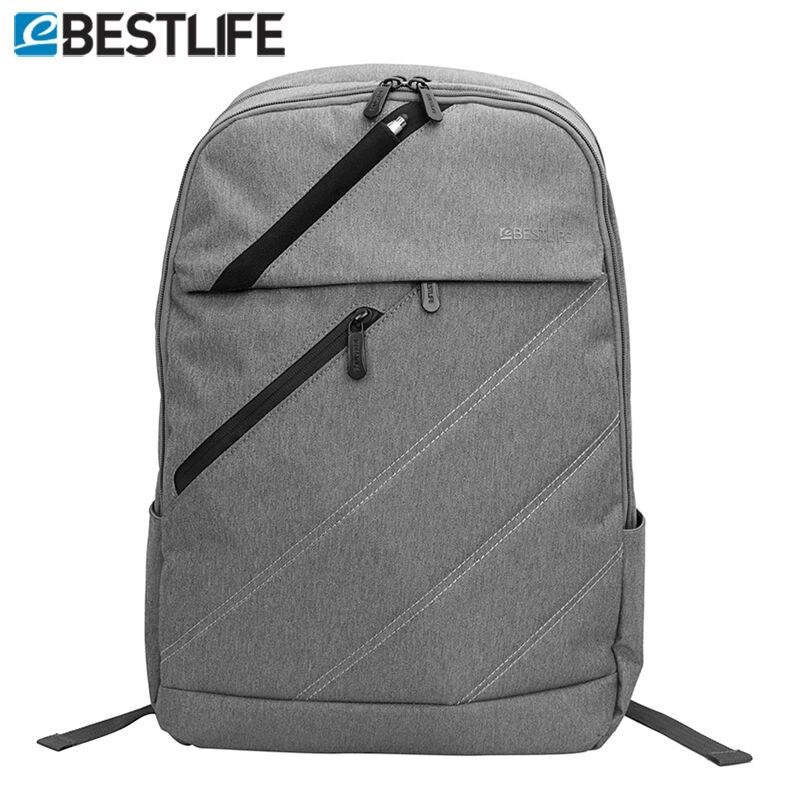 ФОТО BESTLIFE Slim Laptop Bag Men Business Casual Urban Teenage Girls Backpack Style Computer 15.6