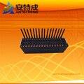 Factory  GSM Wavecom Q2406 USB 16 Ports Modem Pool Bulk SMS  gsm modem wavecom usb sim card gsm sms modem pool