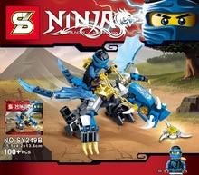 Ninjagoes Dragón Minifigures Bloque de Construcción JAY KAI Lloyd COLE ZANE WU NYA GARMADON Ninja Minifigure Juguetes Compatible con Lepin