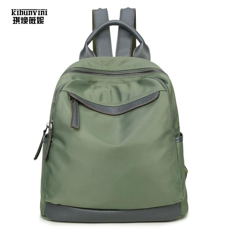Fashion Women Backpack Heavy Duty Thick Oxford Cloth Backpacks Female Mochila Preppy Girl Schoolbag Pack Weekender Bag Back Pack недорго, оригинальная цена