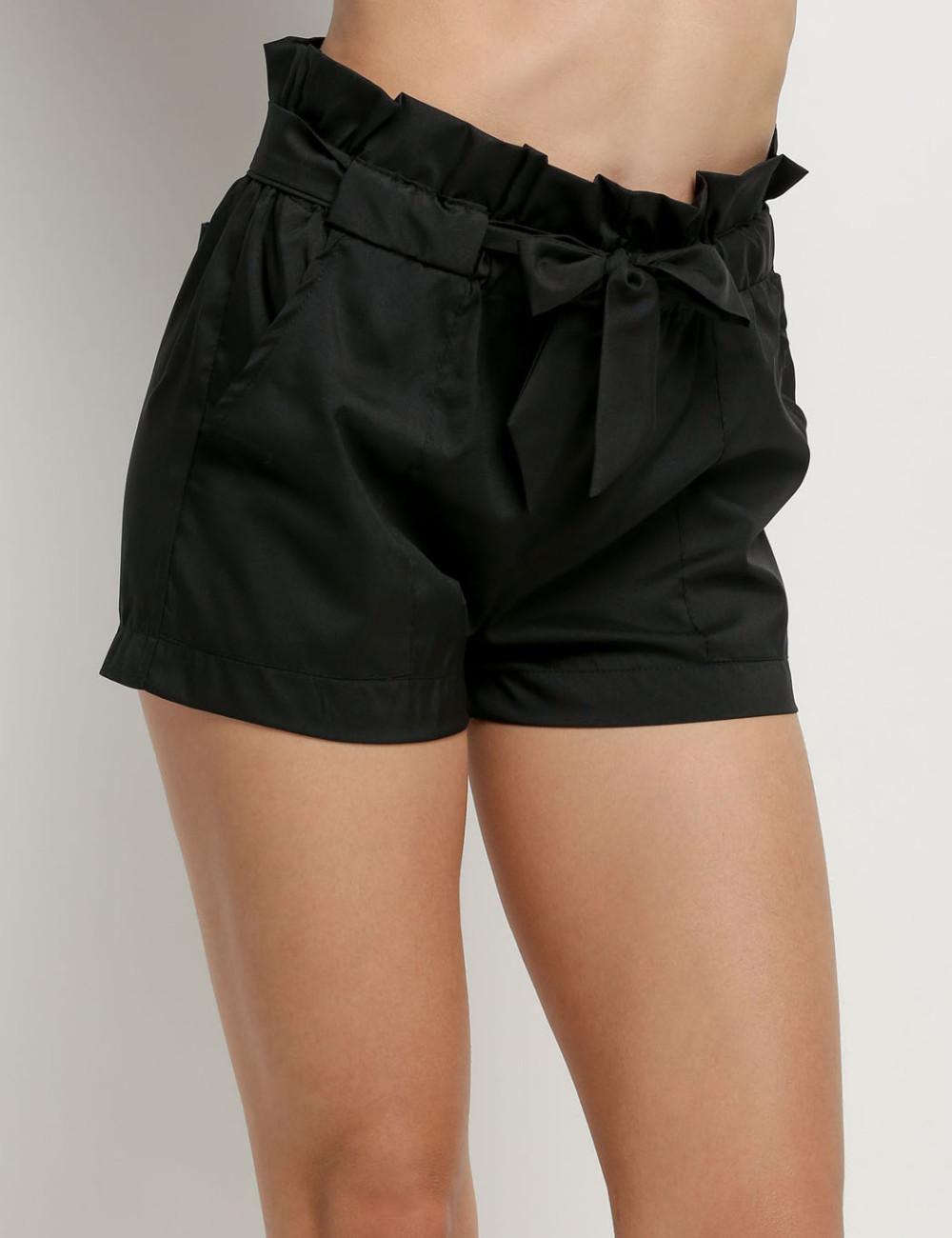 HTB15i3ONFXXXXcrXpXXq6xXFXXX1 - High Waist Shorts Loose Shorts With Belt Woman PTC 59