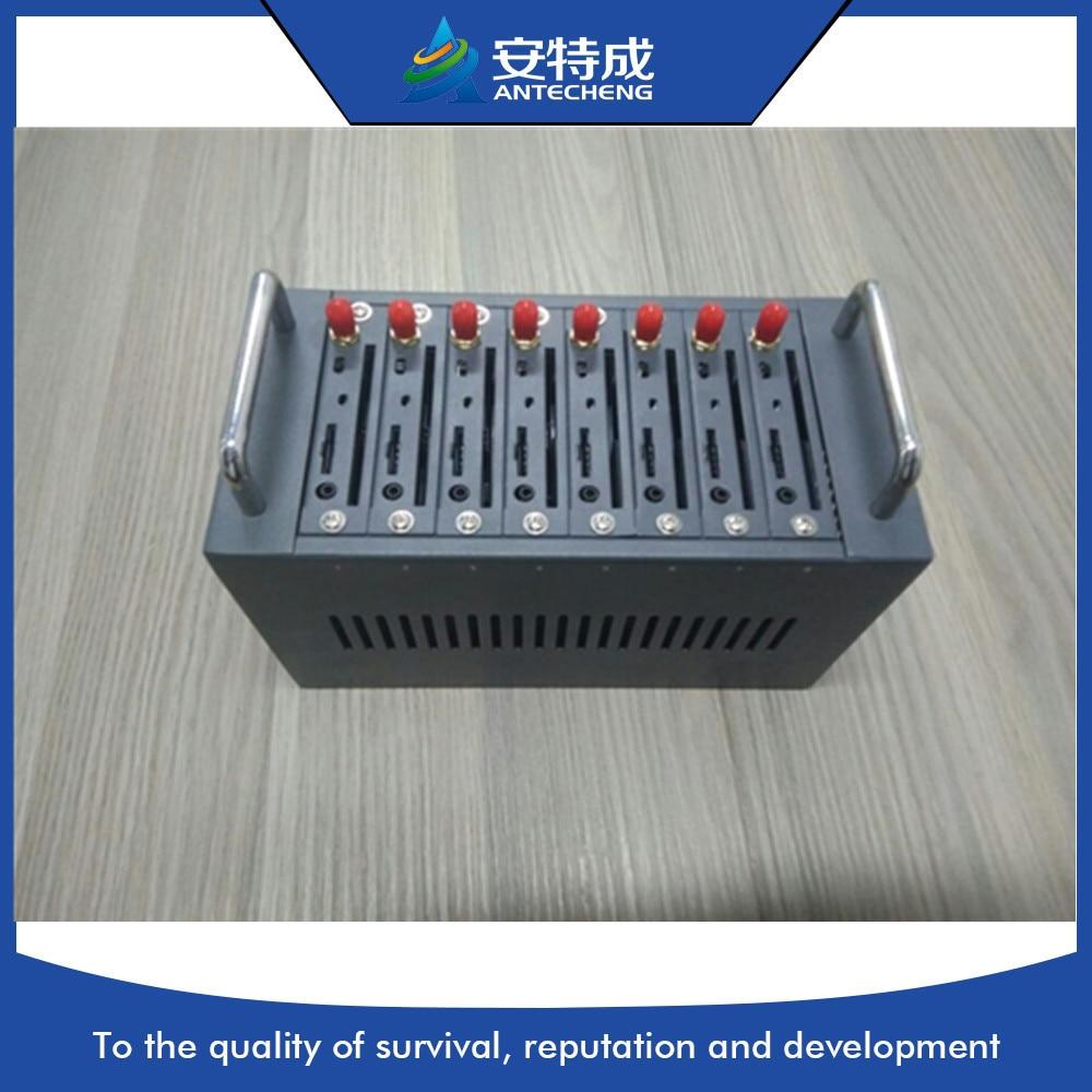 4g multi sim modem vrac sms machine multi-port modem piscine SIM 7100 gsm passerelle 4g modem piscine