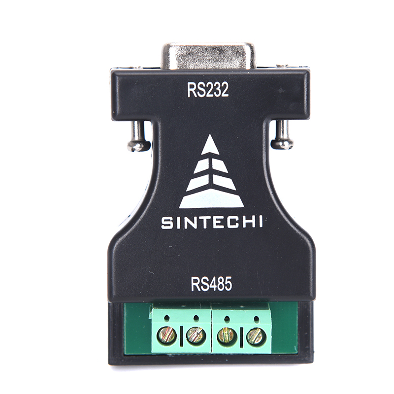 RS-232 RS232 To RS-485 RS485 Interface Serial Adapter Converter
