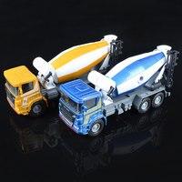 1: 60 stop pojazdów inżynieryjnych, wysoka symulacji modelu Beton Betoniarka, betonu, edukacyjne dla dzieci toys, darmowa wysyłka