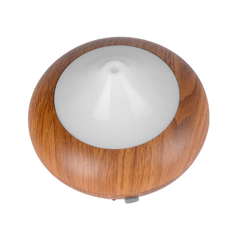 Free Shipping Aroma Cool Mist Humidifier Best Essential Oil Diffuser Dark/Light Wood Grain