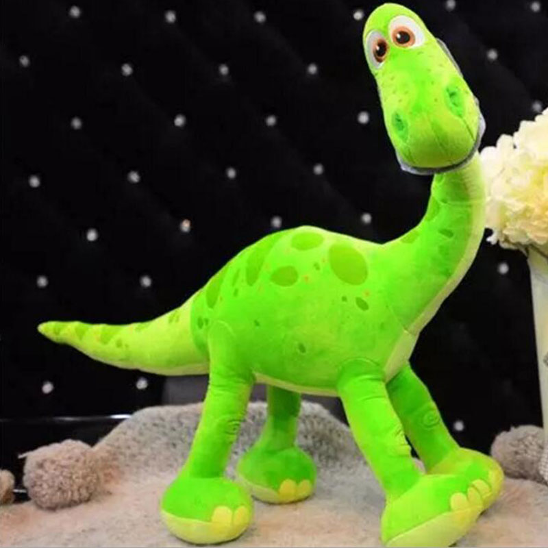 100cm Cartoon Dinosaur Pixar Movie The Good Dinosaur Green Arlo Dinosaur Stuffed Animals Plush Soft Toys for For Children Gifts ботинки the good dinosaur ботинки