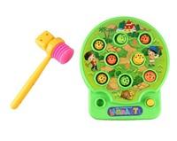 Ontwikkelen reageren mogelijkheid speelgoed Whack Mol Hamster Aanval Hit Mol Elektronische Baby Kids whack-a-mole Game klop op dierenkop speelgoed