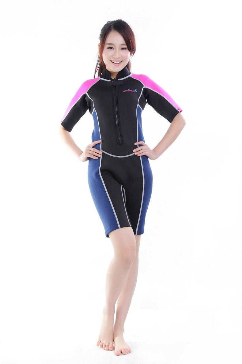 სკუბი diving wetsuit 3mm 2MM ლუქსი - სპორტული ტანსაცმელი და აქსესუარები - ფოტო 5
