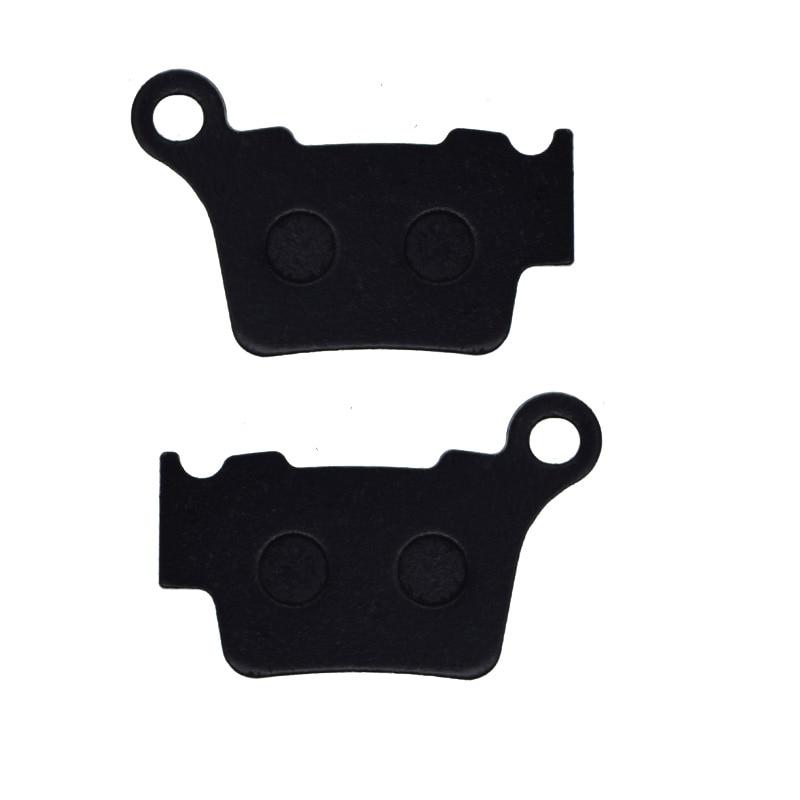 For KTM XCR-W 450 XCRW450 2008 XC-W 450 4T XCW450 2010 XC/EXC 450 XC450 EXC450 2004-2007 Motorcycle Brake Pads Front Rear