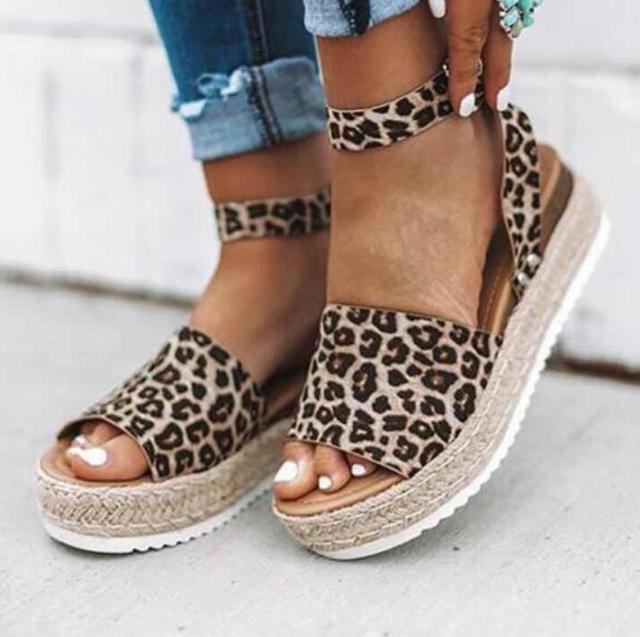 Fabrika Çıkış Takozlar Ayakkabı Kadınlar Için Yüksek Topuklu Sandalet Yaz Ayakkabı 2019 Flip Flop Chaussures Femme platform sandaletler