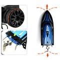Горячая Skytech H100 2.4 Г С Дистанционным Управлением 180 Градусов Флип Высокоскоростной Электрический RC Гоночный Катер