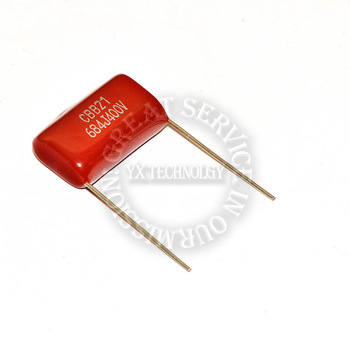20MM pin 400V 684 680NF 0.68UF CBB capacitor (50PCS/LOT)