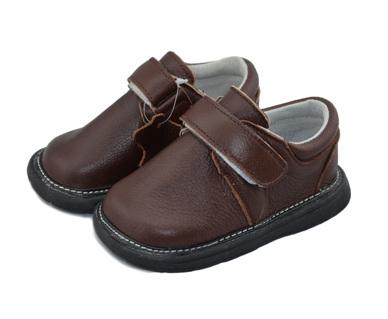 Aliexpress.com : Buy baby shoes boys shoes brown black genuine ...