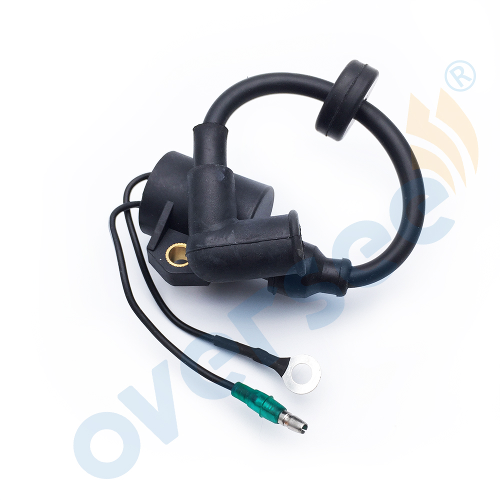 IGNITION COIL ASSY fit Yamaha Outboard Engine 61N-85570-10 00 C 20 25HP  30HP 2 stroke 61N-85570