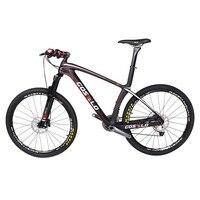 Costelo Ultimate 9.9 велосипед MTB Рамки углерода Bicylce горный велосипед 27.5 650B MTB Рамки оригинальный группы колеса Седло бар шин