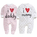 Fashion Newborn Rompers Infant Body Suit Doll Branded Clothing Bebes Baby Girl Romper Newborn Long Sleeve Baby Boy Clothes