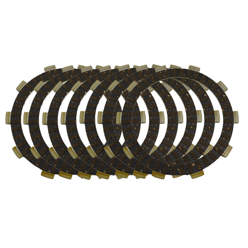 Motorcycle Engine Parts For Honda Xr400 Xr 400 1996 2004: Motorcycle Engine Parts Clutch Friction Plates Kit For