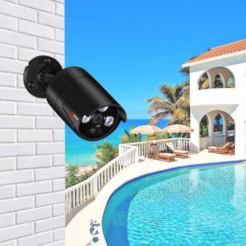 ANRAN Surveillance Cameras POE 5MP H.265 Outdoor Waterproof Security Camera 5MP HD IR Night Vision IP Camera Email Alert Camera