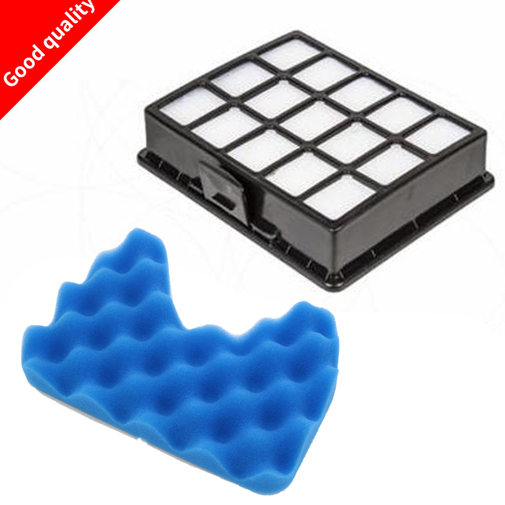Vacuum Cleaner Filter Spare Parts Set Kit Of Filters And Sponge Filter For Samsung DJ97-00492A SC6520 SC6530 /40/50/60/70/80/90