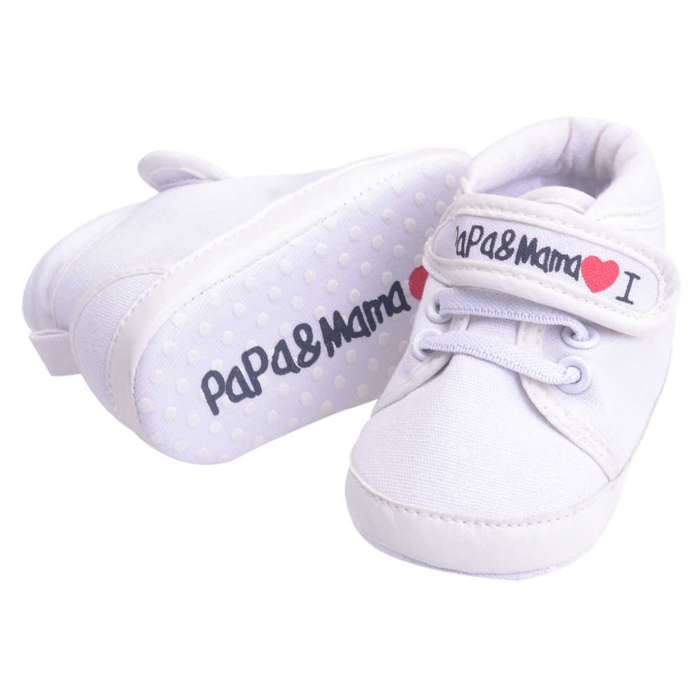 1c28bedc0 Cute Infant Footwear For Newborns Pre-walking Crib Toddler Canvas Baby Shoe  Boys Girls Anti