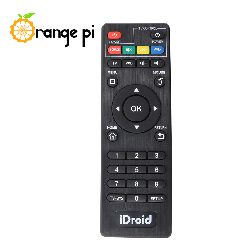 Orange Pi Remote Control IR Controller, Suitable for Orange Pi Boards Звуковая карта