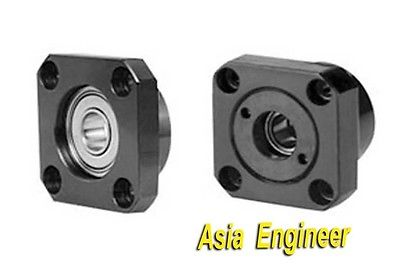 1 Set fixe côté FK30 & flotté côté FF30 vis à billes embouts Supports CNC bricolage