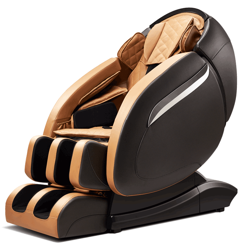 2018 ultra luxurious SL rail massage chair home electric automatic full body kneading Shiatsu multi function