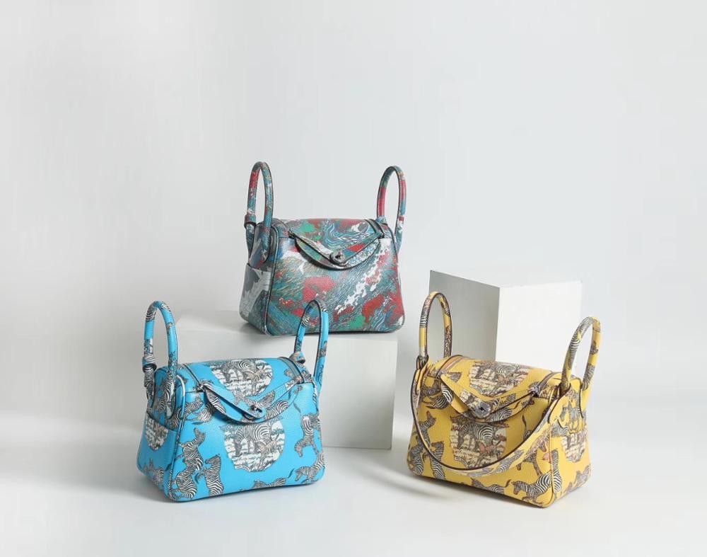 Kafunila Famous Brand Woman Bags 2019 Luxury Handbags Women Bags Designer Genuine Leather Crossbody Bag Tote Clutch Female Bolsa