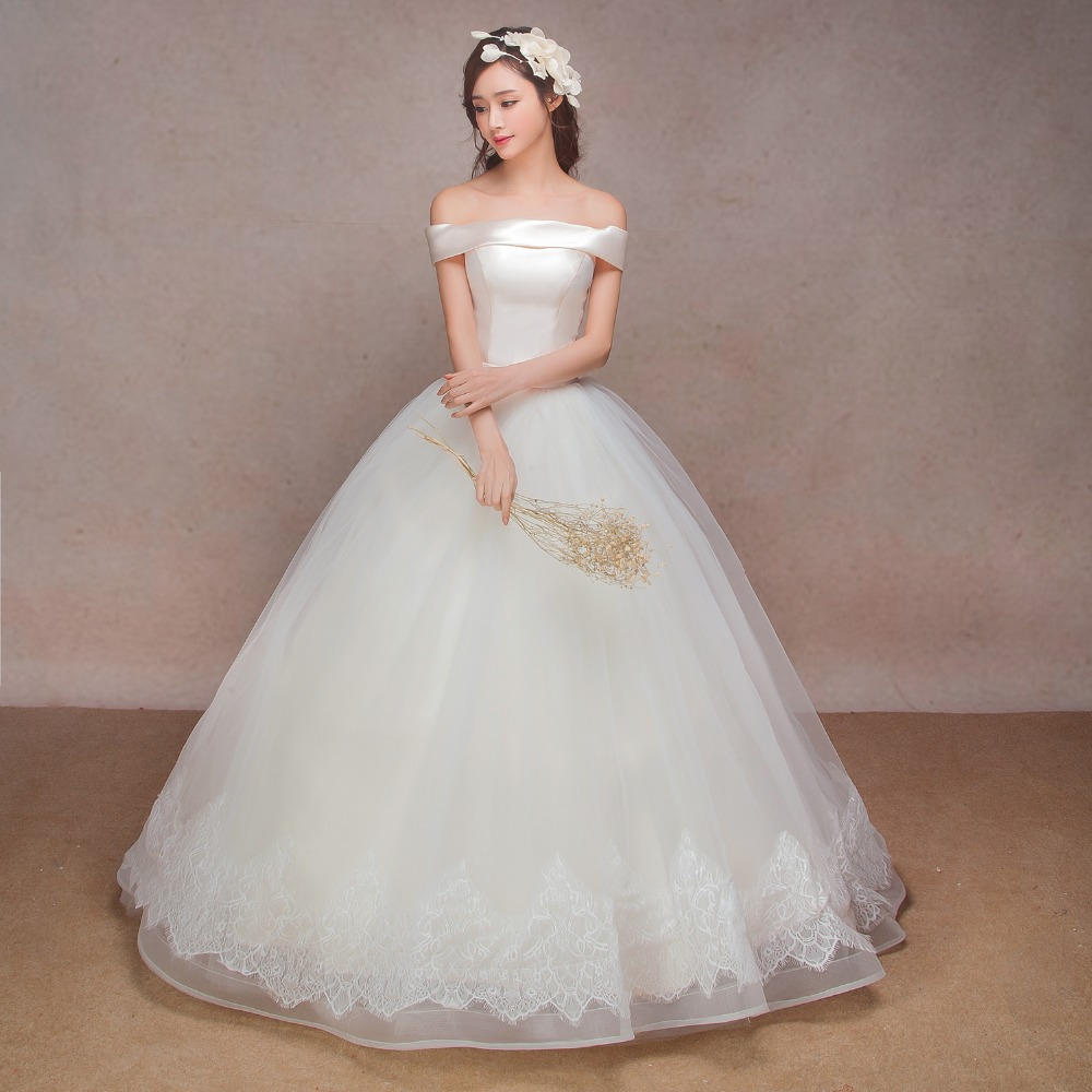 Korea Bridal Gowns