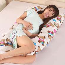 Pregnancy Pillow for Pregnant Women Comfortable Maternity Pillow Pregnant Sleeping Bedding Pillows U Shaped Body Pillows недорого