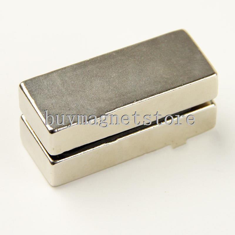 2pcs Super Strong Block Cuboid Strip N35 Magnet Rare Earth Neodymium 50 x 20 x 10 mm ndfeb Neodymium neodimio imanes 50*20*10 2pcs imanes 20x20x20mm strong rare earth block square neodymium magnet 20 20 20mm ndfeb cuboid magnets20mmx20mmx20mm