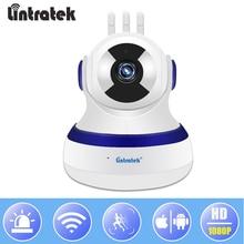 hot deal buy lintratek wireless hd 1080p security ip camera wifi serveillance mini cctv cloud storage camera onvif  home wi-fi baby monitor