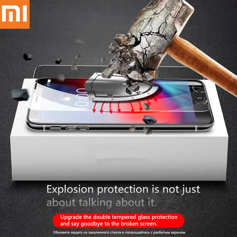 Tempered For Xiaomi RedMi Note 7 Glass RedMi 4X 6A 4A Glass Screen Protector For Xiaomi 9 Redmi Note 4 5 7 Glass Film Full Cover