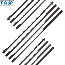 TASP 12pcs 4 105mm Pinned Scroll Saw Blades Wood Cutting Blade for Dremel Moto