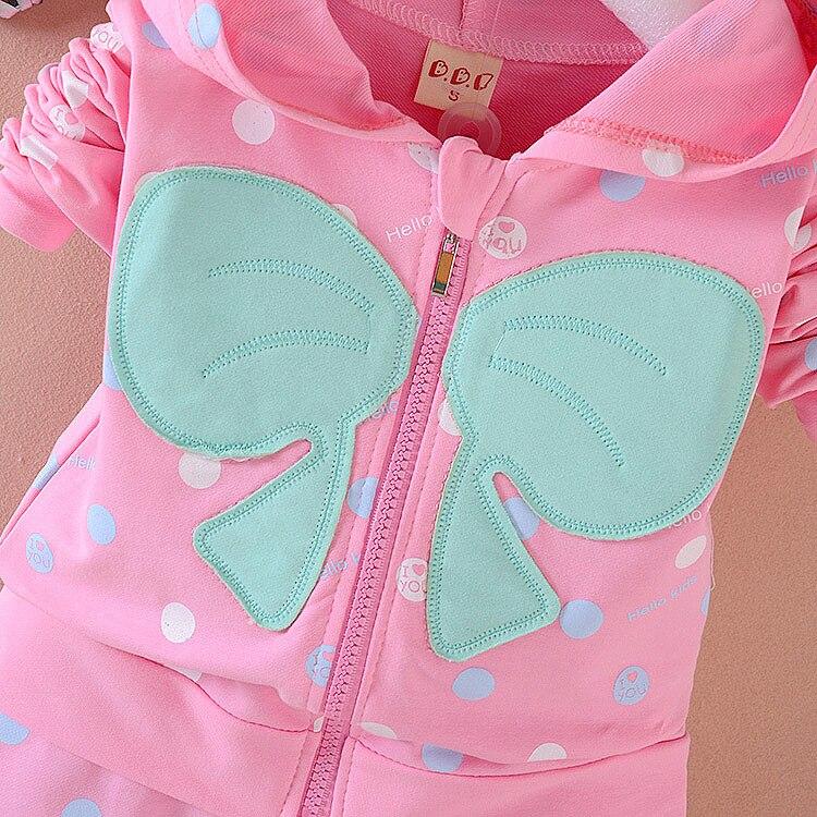 Ropa para niños Conjuntos de niña bebé Moda de algodón de calidad - Ropa de ninos - foto 5