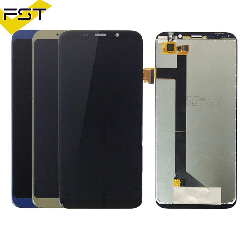 720*1440 Pour 5.7 pouces Bluboo S8 Écran lcd + Écran Tactile LCD Digitizer Assemblée Verre de Remplacement Du Panneau + Outils gratuits