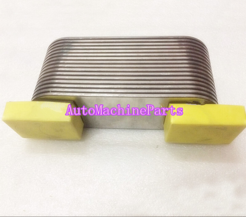 K19 KTA19 Diesel Engine Cooling System Oil Cooler Core 4095096 3085956 3331667 3804934 ...