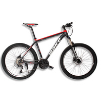 Mountain Bike Aluminum Frame 17 19 Shimano 27 Speed 26 27,5 Wheel Hydraulic/Mechanical Brake