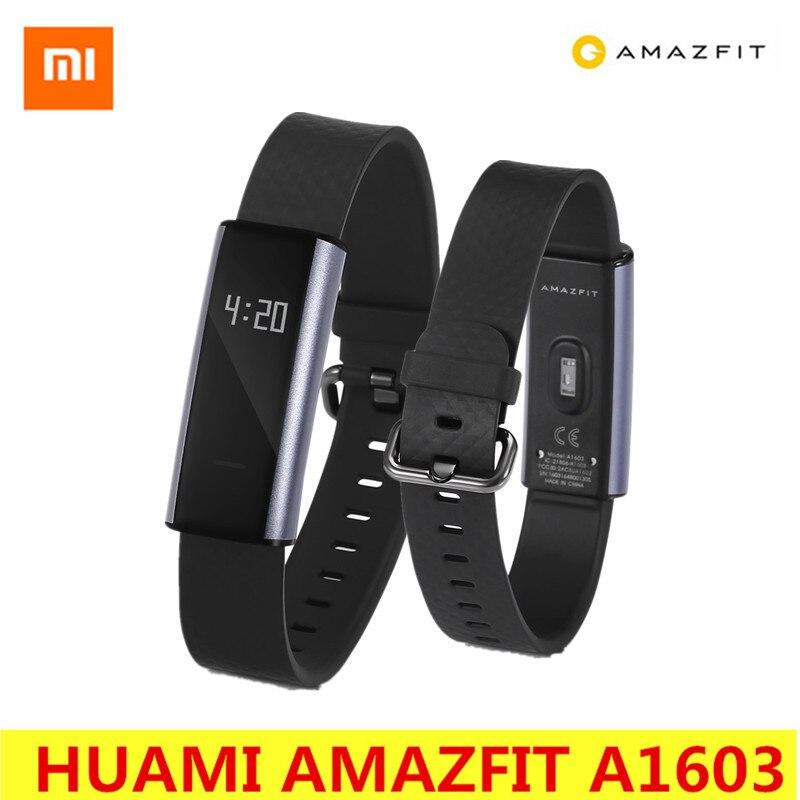 Xiaomi Huami Amazfit Arc A1603 Smart Wristband Bluetooth Bracelet Fitness Tracker Heart Rate Monitor Band Touchscreen Smartband huami amazfit heart rate smartband